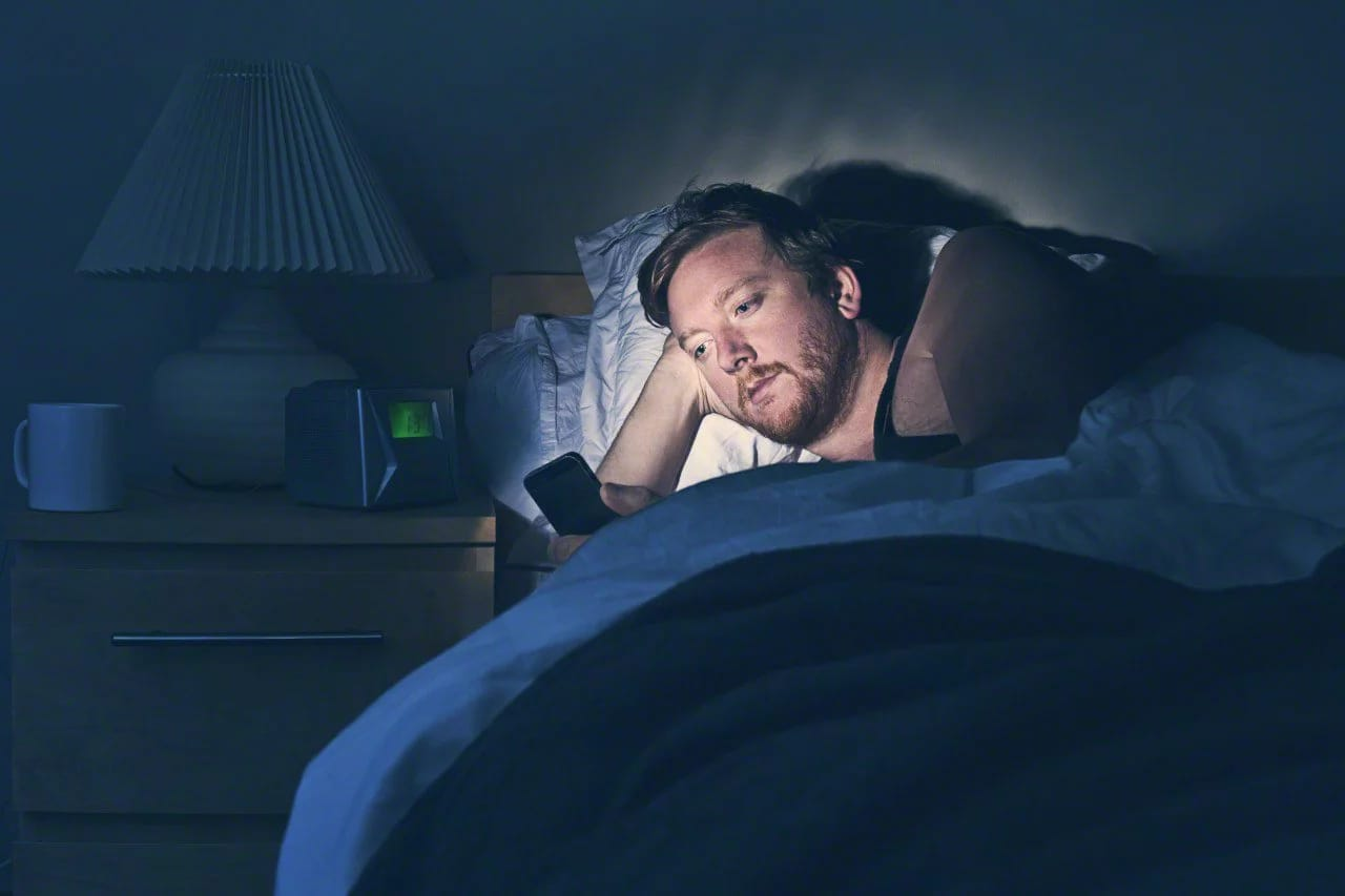 Image result for smartphone in bed