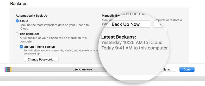 How to Back Up Your iPhone, iPad or Apple Watch