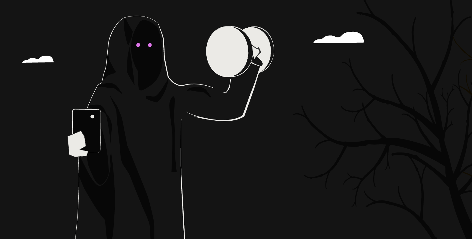 Which Spooky Smartphone Personality Are You?