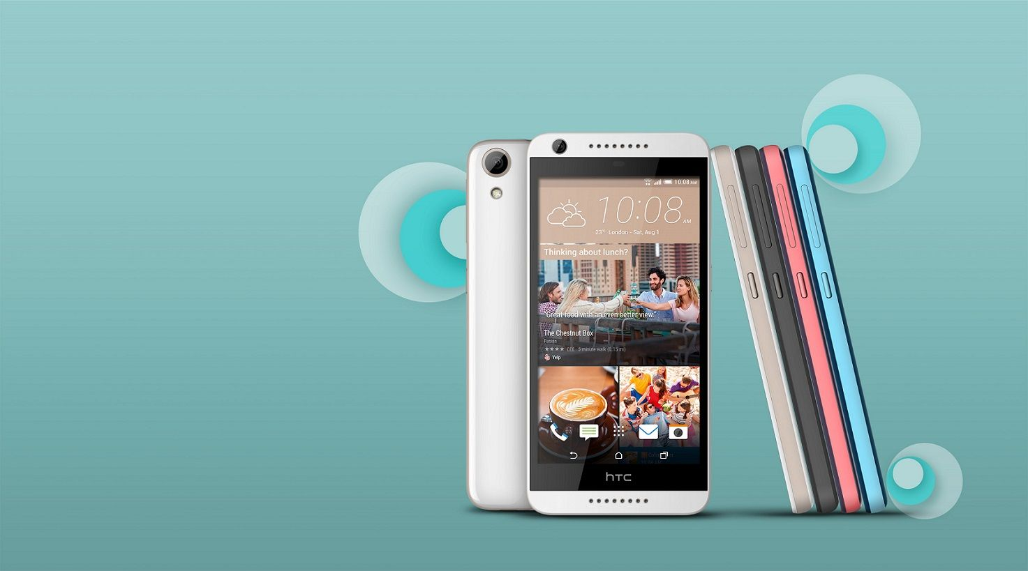Introducing HTC Desire 626