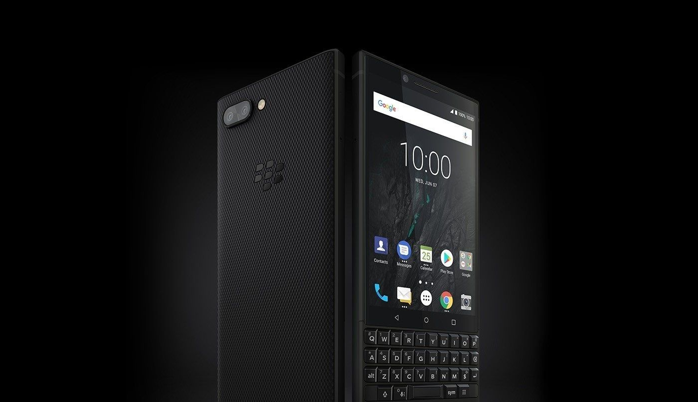 Introducing the BlackBerry KEY2