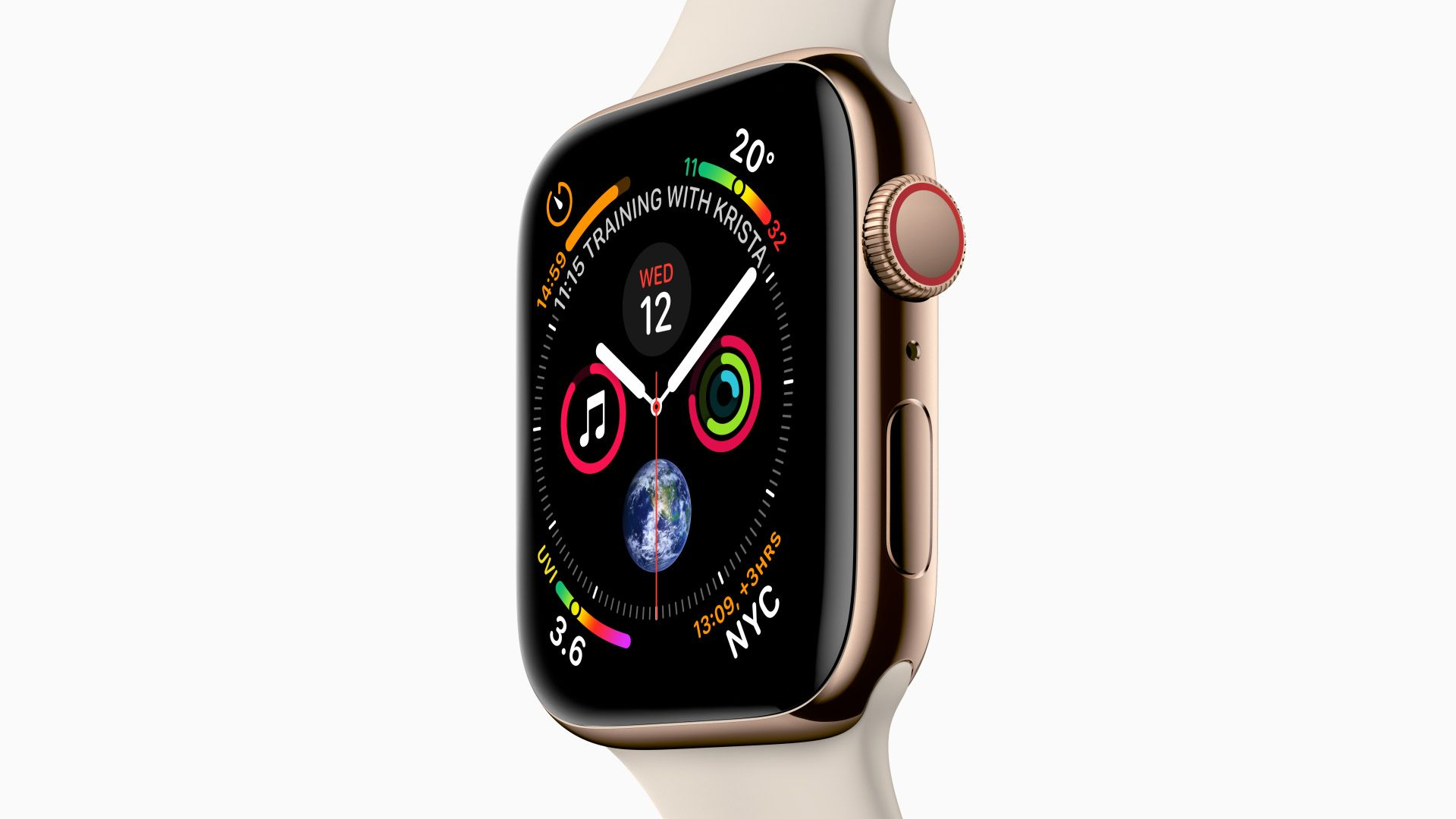 Introducing Apple Watch Series 4