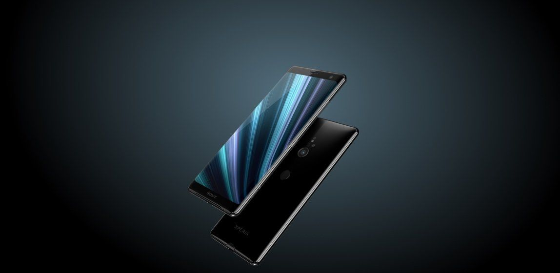 Introducing the Sony Xperia XZ3