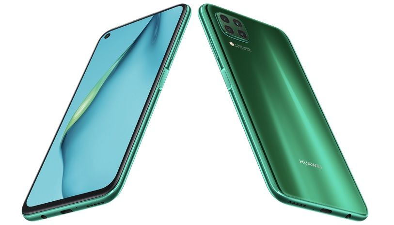 Introducing the Huawei P40 Lite