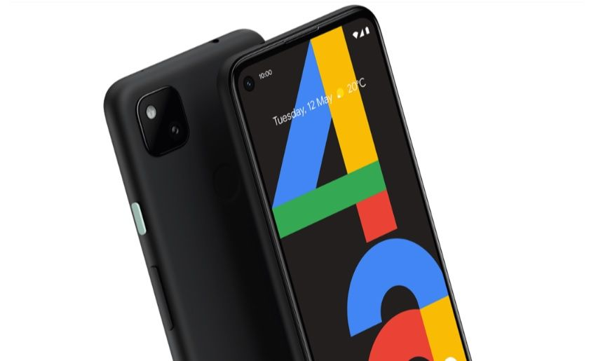 Introducing the Google Pixel 4a