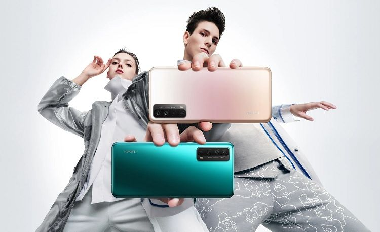 Introducing Huawei P Smart 2021