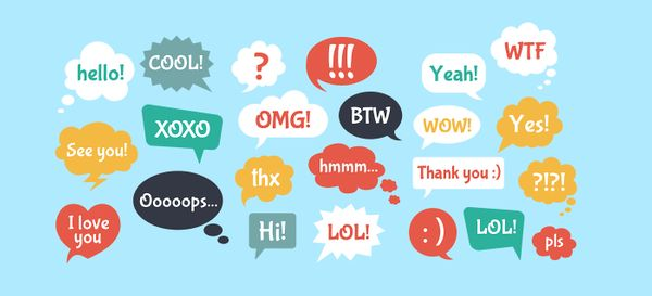 The Language of 'Text Talk'