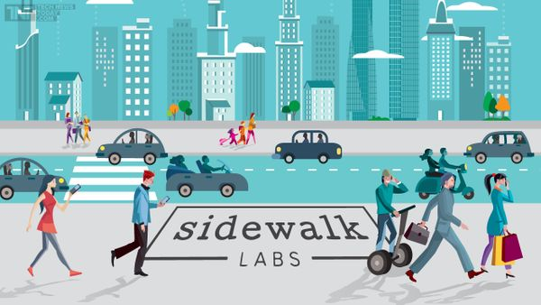 Tech City: Sidewalk Labs