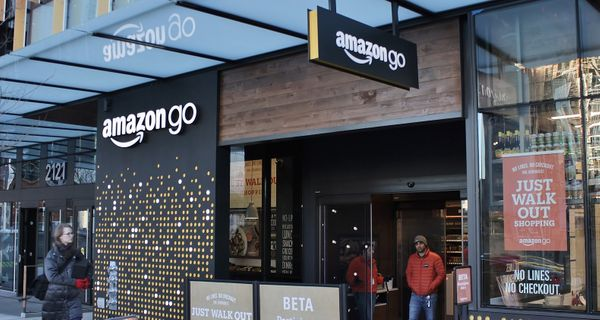 Amazon Go - The Store Without Checkouts