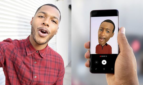 AR Emoji vs Animoji