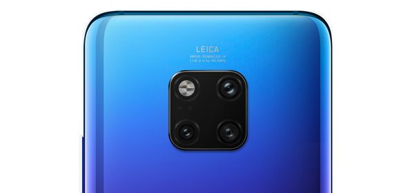 Introducing the Huawei Mate 20 Pro