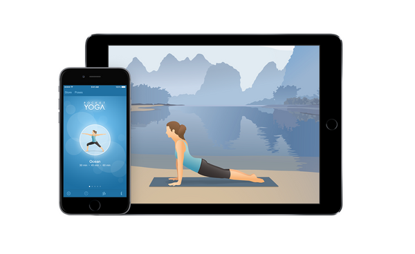 The Best Apps for Yoga