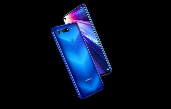 Introducing the Honor View20