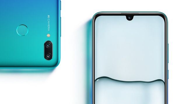 Introducing the Huawei P Smart 2019