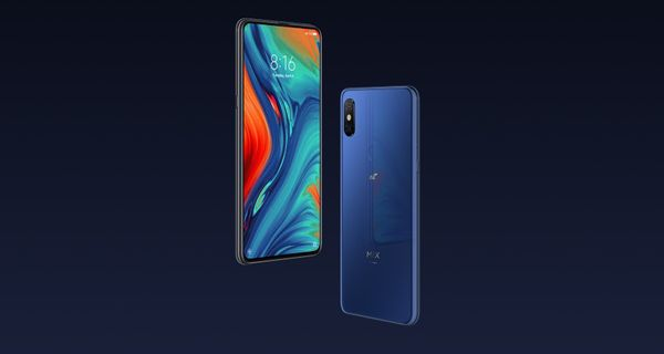 Introducing Xiaomi Mi Mix 3 5G