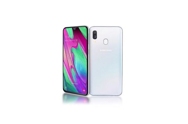 Introducing Samsung Galaxy A40