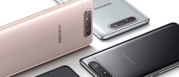 Introducing the Samsung Galaxy A Series