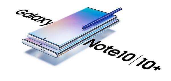 Samsung Galaxy Note 10 vs Samsung Galaxy Note 10 Plus