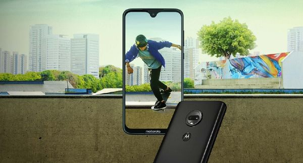 Introducing the Moto G7 Play