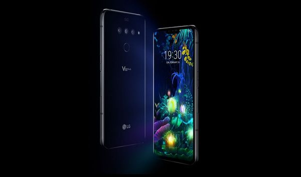 Introducing LG V50 ThinQ 5G