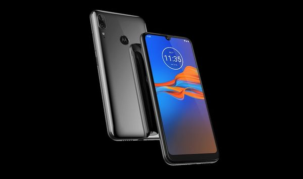 Introducing Motorola Moto E6 Plus