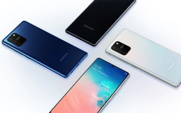 Samsung Galaxy S10 Lite vs Samsung Galaxy Note10 Lite