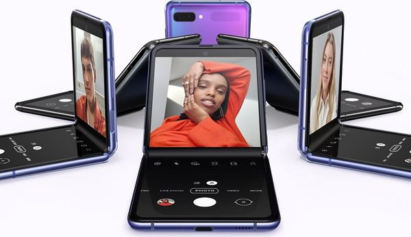 Introducing the Samsung Galaxy Z Flip