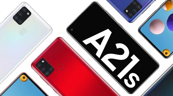 Introducing Samsung Galaxy A21s