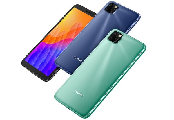 Introducing Huawei Y5p